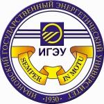 Эмблема ИГЭУ на белом фоне