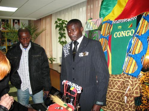 Африки в Иванове в 2009 г.